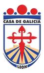 Casa de Galicia en León logo